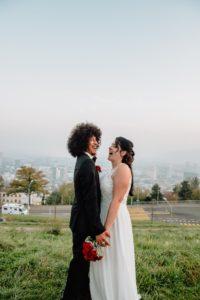 Authentische Hochzeitsfotografie